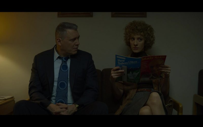 Salem Ultra Cigarettes Magazine Advertising in Mindhunter