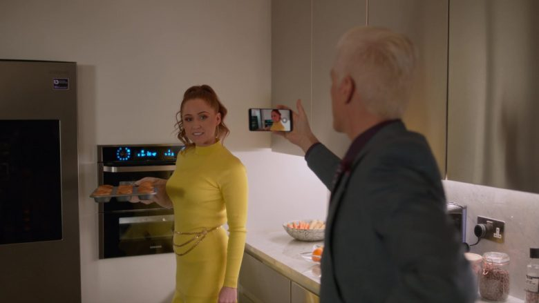 Samsung Oven in Four Weddings and a Funeral - Season 1, Episode 8 (2019) - TV Show Product Placement