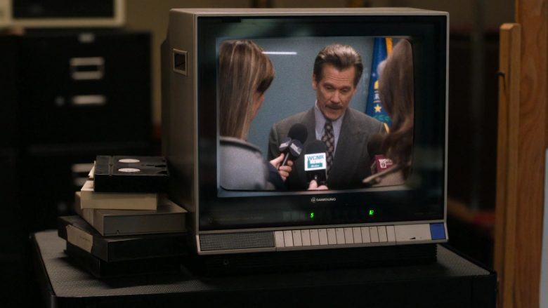 Samsung TV in City on a Hill - Season 1, Episode 8, High On The Looming Gallows Tree (2019) - TV Show Product Placement