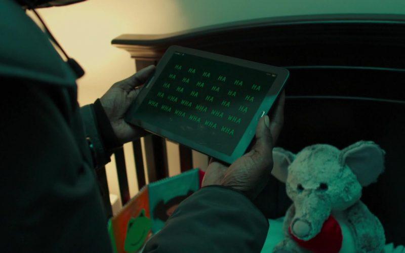 Samsung Tablet in Night Hunter