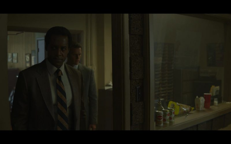 Schaefer Beer Cans in Mindhunter