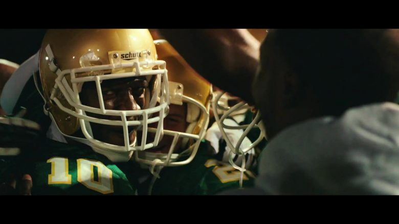 Schutt Football Helmet in Brian Banks (2018) - Movie Product Placement