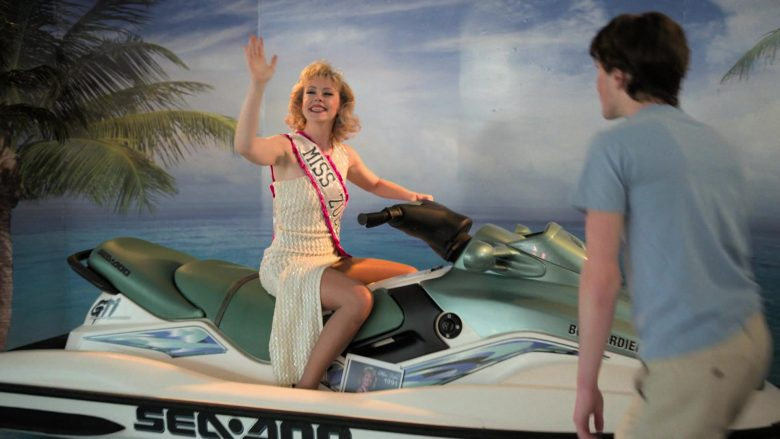 """Sea-Doo Bombardier Personal Watercraft in On Becoming a God in Central Florida - Season 1, Episode 2, """"The Gloomy-Zoomies"""" (2019) - TV Show Product Placement"""
