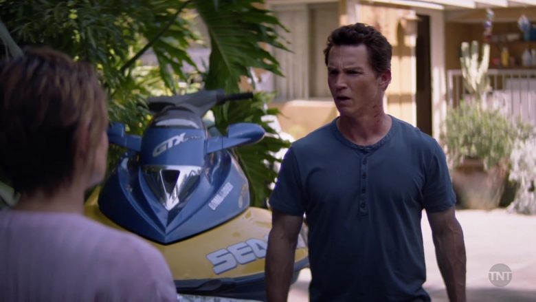 Sea-Doo Personal Watercraft in Animal Kingdom - Season 4, Episode 13, Smurf (2019) - TV Show Product Placement