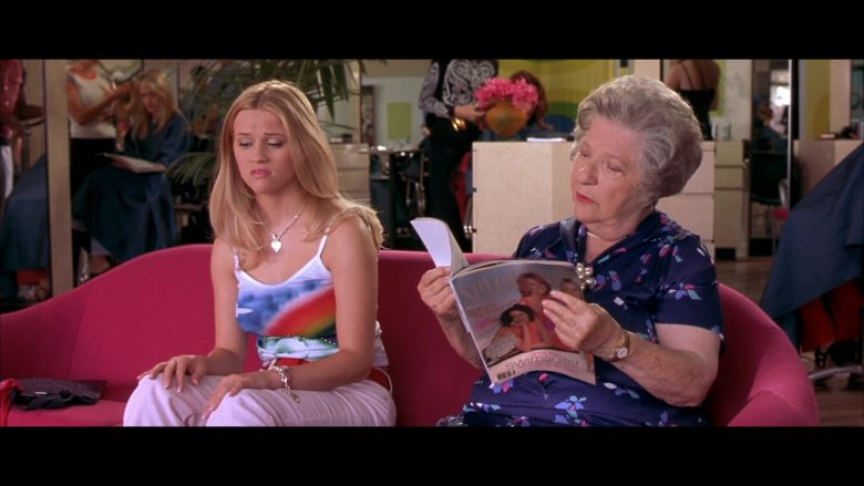 Seventeen Magazine in Legally Blonde (2001) - Movie Product Placement