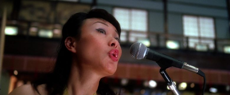 Shure Microphone in Kill Bill: Vol. 1 (2003) - Movie Product Placement