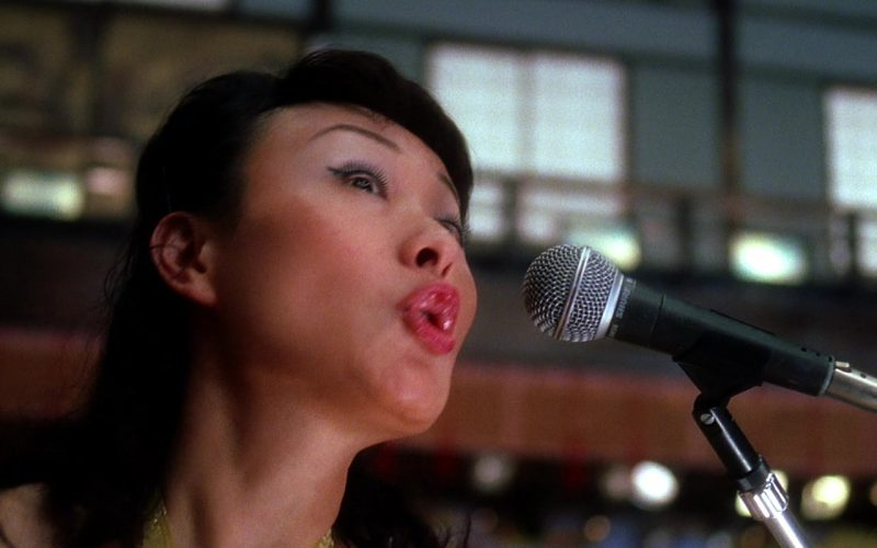 Shure Microphone in Kill Bill Vol. 1
