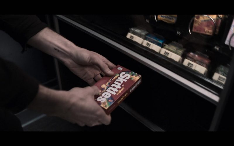 Skittles Candies in 13 Reasons Why – Season 3, Episode 8