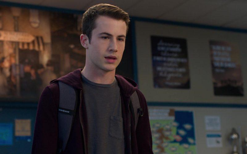 SwissGear Backpack Used by Dylan Minnette as Clay Jensen in 13 Reasons Why – Season 3, Episode 8 (1)