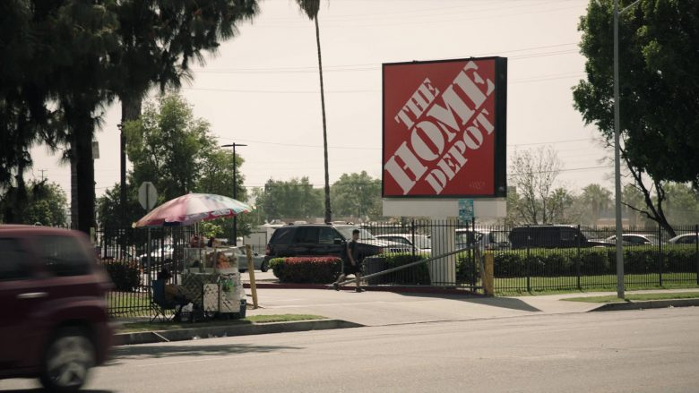 The Home Depot Store in Baskets - Season 4, Episode 8, Grandma's Day (2019) - TV Show Product Placement