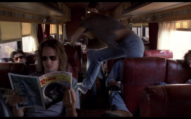 The Ring Magazine in Almost Famous