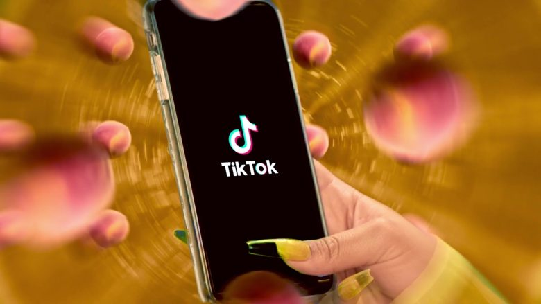 TikTok Application in Juicy by Doja Cat & Tyga (2019) - Official Music Video Product Placement