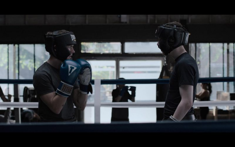 Title Boxing Gloves and Everlast Headgear in 13 Reasons Why