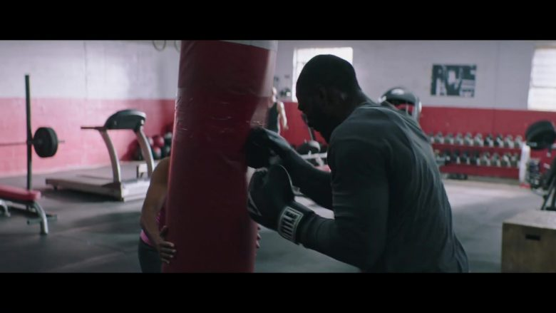 Title Boxing Gloves in Brian Banks (2018) - Movie Product Placement