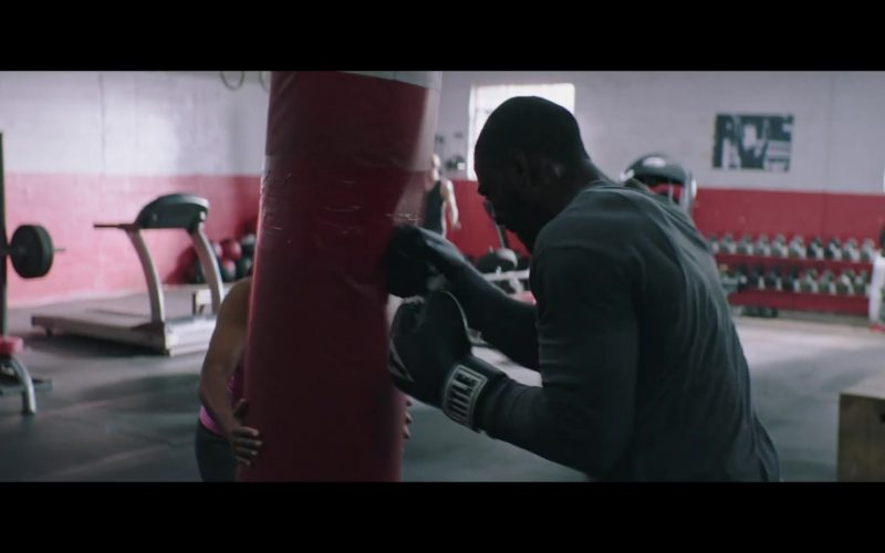 Title Boxing Gloves in Brian Banks