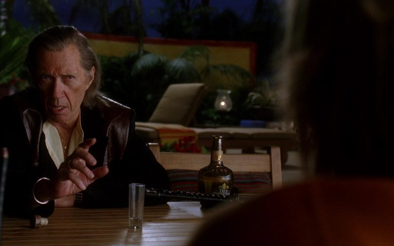Tres Generaciones Triple Distilled Tequila Enjoyed by David Carradine in Kill Bill Vol. 2 (3)