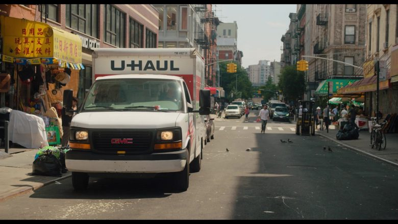 U-Haul in Otherhood (2019) - Movie Product Placement