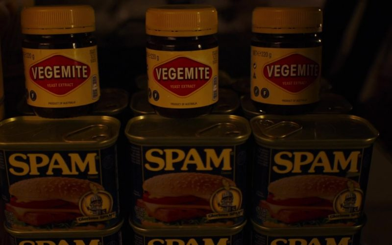 Vegemite and SPAM in The Tomorrow Man