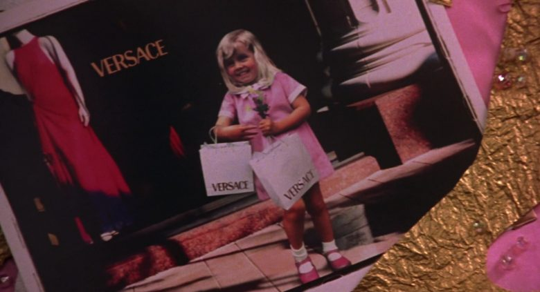 Versace in Legally Blonde 2: Red, White & Blonde (2003) - Movie Product Placement