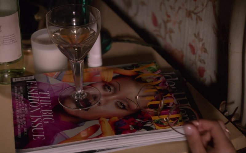 Vogue Magazine in Four Weddings and a Funeral