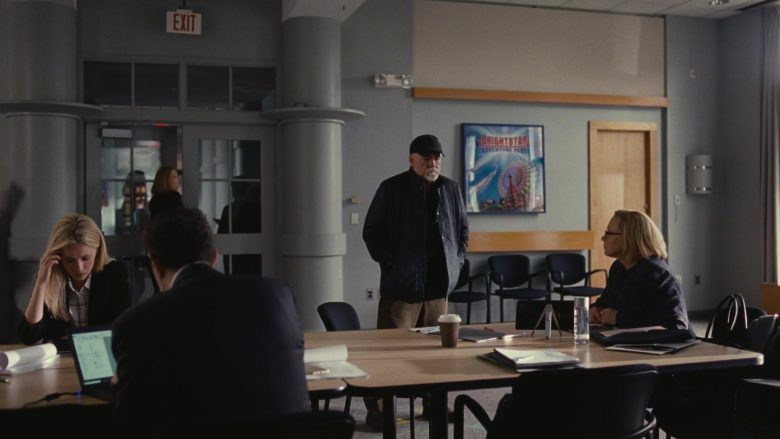 Voss Water in Succession - Season 2, Episode 2, The Vaulter (2019) - TV Show Product Placement