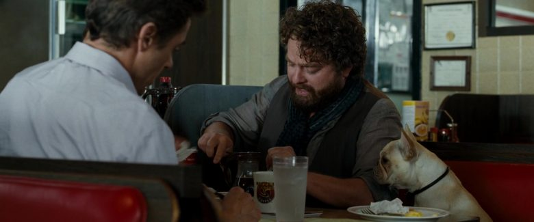 Waffle House Restaurant in Due Date (2010) Movie