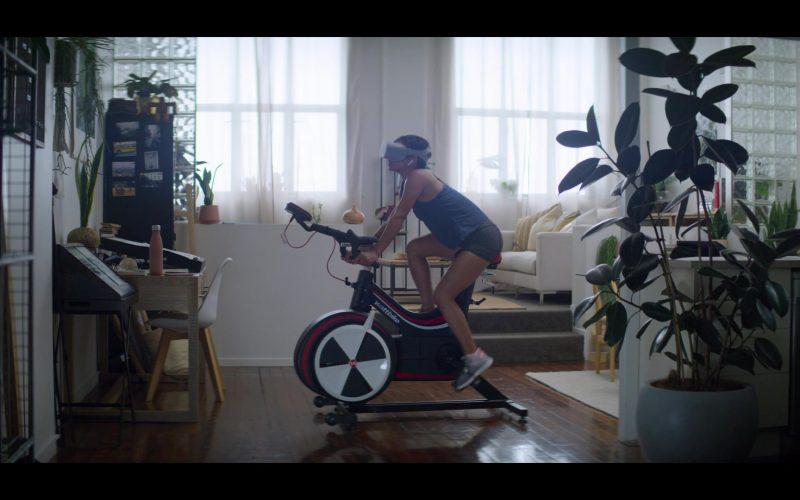 Wattbike Smart Bike & Indoor Trainer Used by Christina Milian in Falling Inn Love