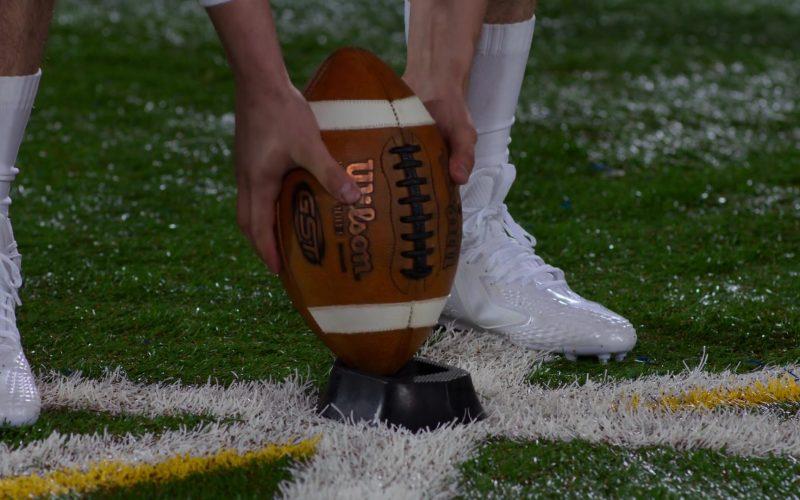 Wilson Football in 13 Reasons Why