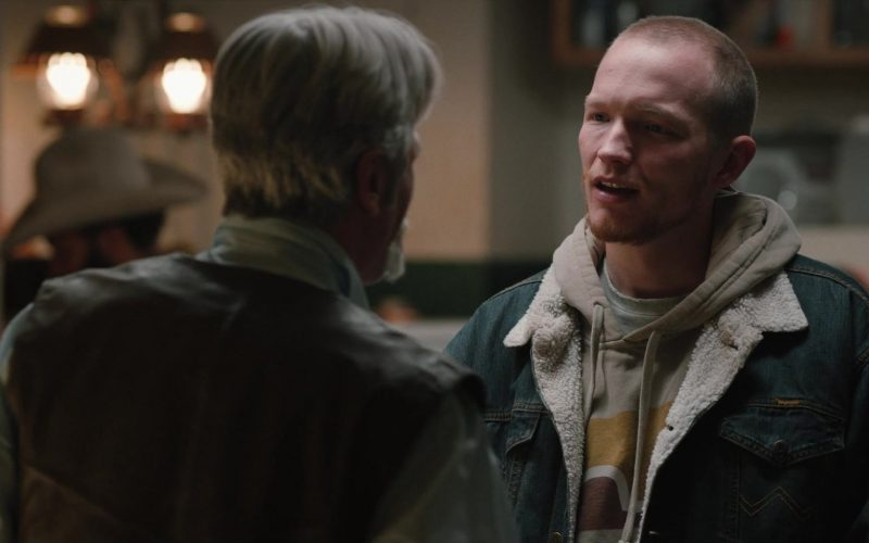 Wrangler Denim Jacket Worn by Jefferson White in Yellowstone (2)