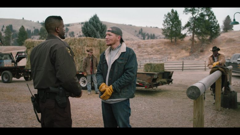 Wrangler Jacket Worn by Jefferson White in Yellowstone - Season 2, Episode 9, Enemies by Monday (2019) - TV Show Product Placement