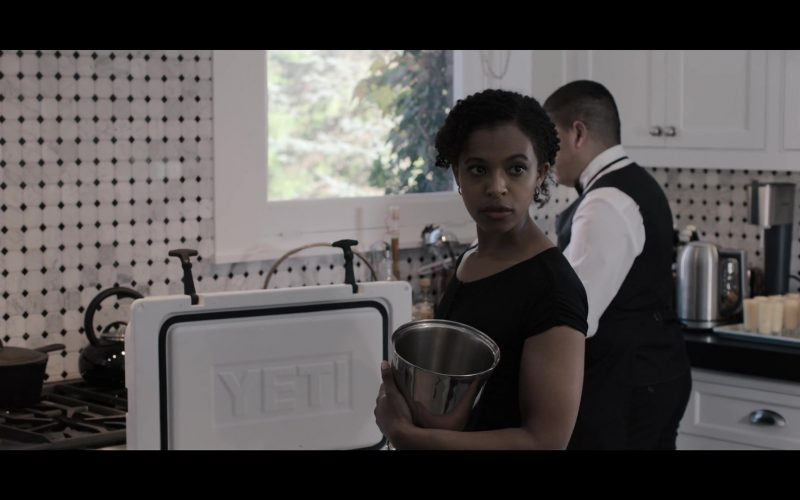 YETI Cooler Used by Grace Saif as Amorowat Anysia 'Ani' Achola in 13 Reasons Why
