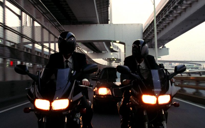Yamaha FZ 400 Fazer Motorcycle in Kill Bill Vol. 1 (1)