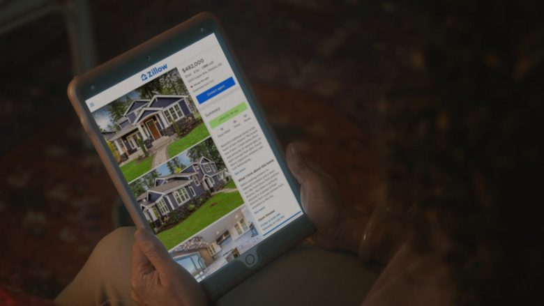 Zillow in Ambitions - Season 1, Episode 8, Backstabbers (2019) - TV Show Product Placement