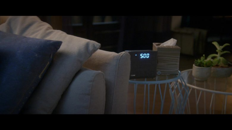 "iHome Digital Clock in Why Women Kill - Season 1, Episode 3, ""I Killed Everyone He Did, But Backwards and in High Heels"" (2019) - TV Show Product Placement"