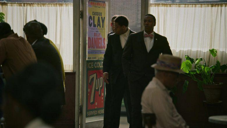 7Up Soft Drink Poster in Godfather of Harlem (1)