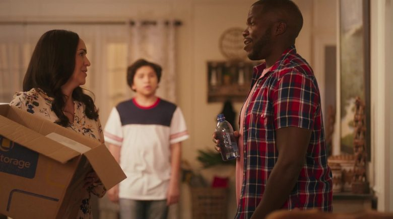 AQUAhydrate Water Enjoyed by Reno Wilson in Grand-Daddy Day Care (2019) - Movie Product Placement