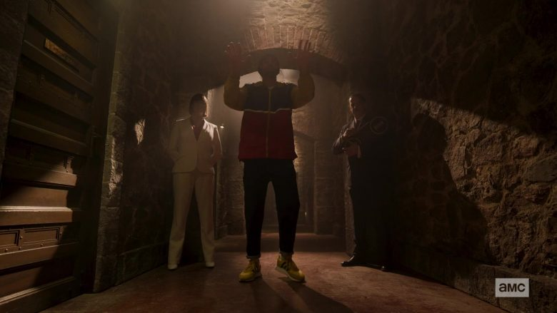 """Adidas Sneakers in Preacher - Season 4 Episode 9 """"Overture"""" (2019) - TV Show Product Placement"""