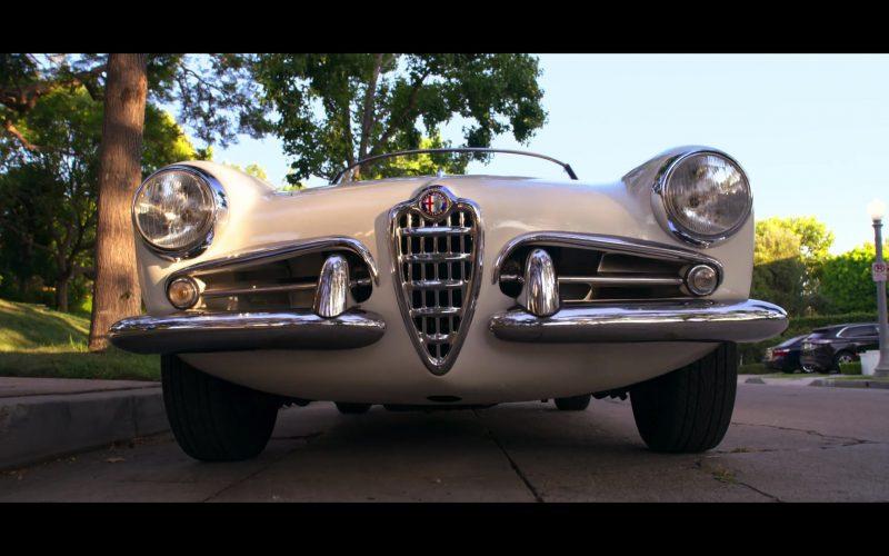 Alfa Romeo Car in The Politician (1)