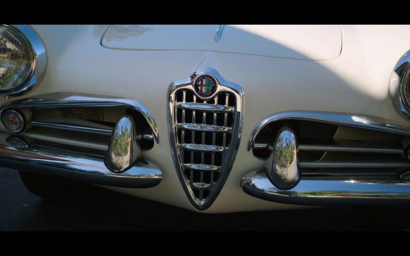 Alfa Romeo Car in The Politician