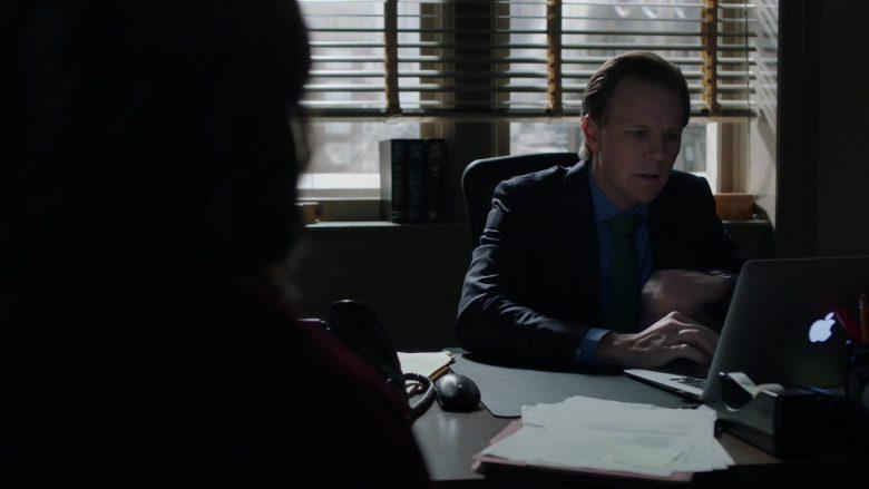 "Apple MacBook Air Laptop in Power - Season 6, Episode 3, ""Forgot About Dre"" (2019) TV Show"