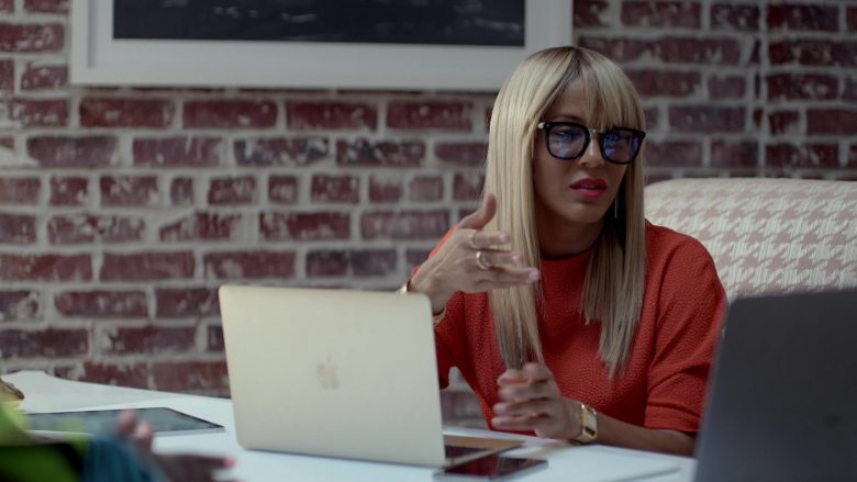 Apple MacBook Laptop Used by Nicole Ari Parker in Empire (2)