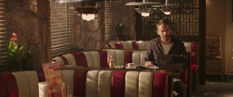 Apple MacBook Laptop Used by Ryan Reynolds in Fast & Furious Presents Hobbs & Shaw