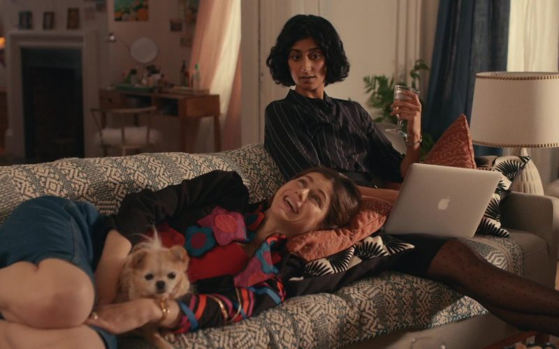 Apple MacBook Laptop Used by Sunita Mani in Can You Keep a Secret (3)