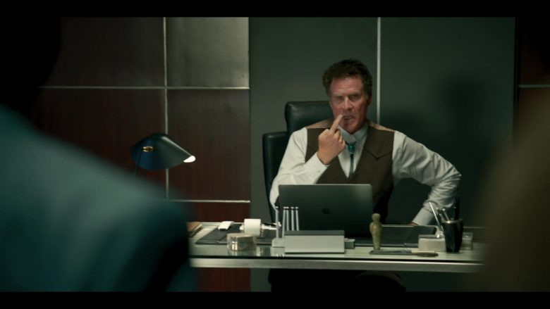 Apple MacBook Pro Laptop Used by Will Ferrell in Between Two Ferns: The Movie (2019) - Movie Product Placement