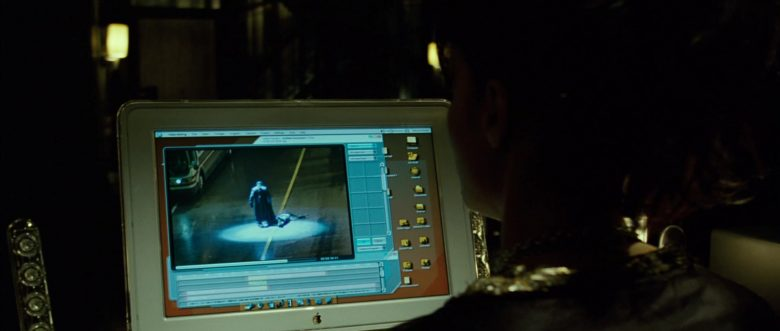 Apple Monitors in Blade: Trinity (2004) - Movie Product Placement