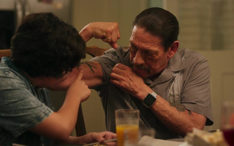 Apple Watch Worn by Danny Trejo in Grand-Daddy Day Care (4)