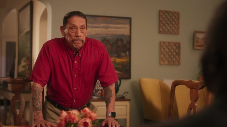 Apple Watch Worn by Danny Trejo in Grand-Daddy Day Care (2019) - Movie Product Placement