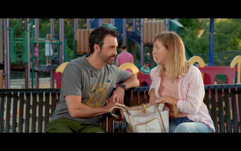 Apple Watch Worn by Reid Scott as Eli Cohen in Why Women Kill (1)