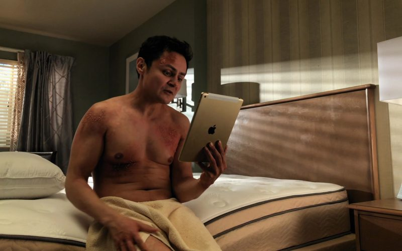 Apple iPad Tablet Used by Arturo Castro in Room 104 (1)