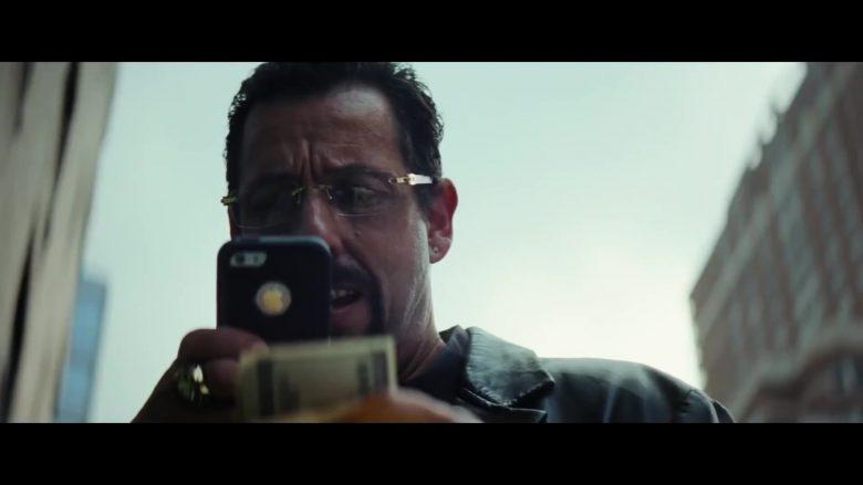 Apple iPhone Smartphone Used by Adam Sandler as Howard Ratner in Uncut Gems